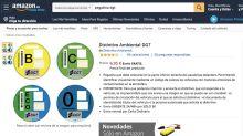 ¿Sabes que puedes comprar las etiquetas de la DGT por Internet?