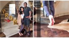 Promposal Featuring $675 Louboutin Heels Is Tearing Up the Internet