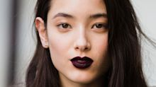 Everything you need to know about wearing dark lipstick
