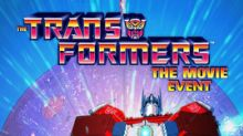 Experience the Very First TRANSFORMERS Cinematic Adventure as Fathom Events Brings THE TRANSFORMERS: THE MOVIE Back to Movie Theaters