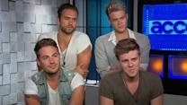 Lawson Sing Each Other's Praises