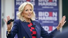 Jill Biden shuts down question over husband's 'gaffes'