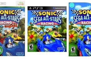 Banjo & Kazooie spotted on Xbox version of Sonic & Sega All-Stars Racing
