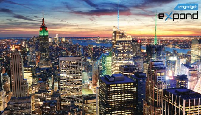More to expect at our free Engadget Expand event in NYC!
