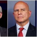 Trump replaces McMaster, taps Bolton as national security adviser