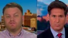 Capitol rioter apologises on CNN – and blames Trump for his actions