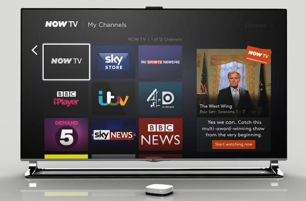 Sky Sports News HQ app comes to Now TV boxes