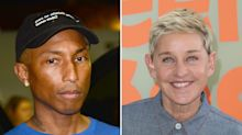 Pharrell Williams, Ellen DeGeneres Pledge to Make Juneteenth a National Holiday
