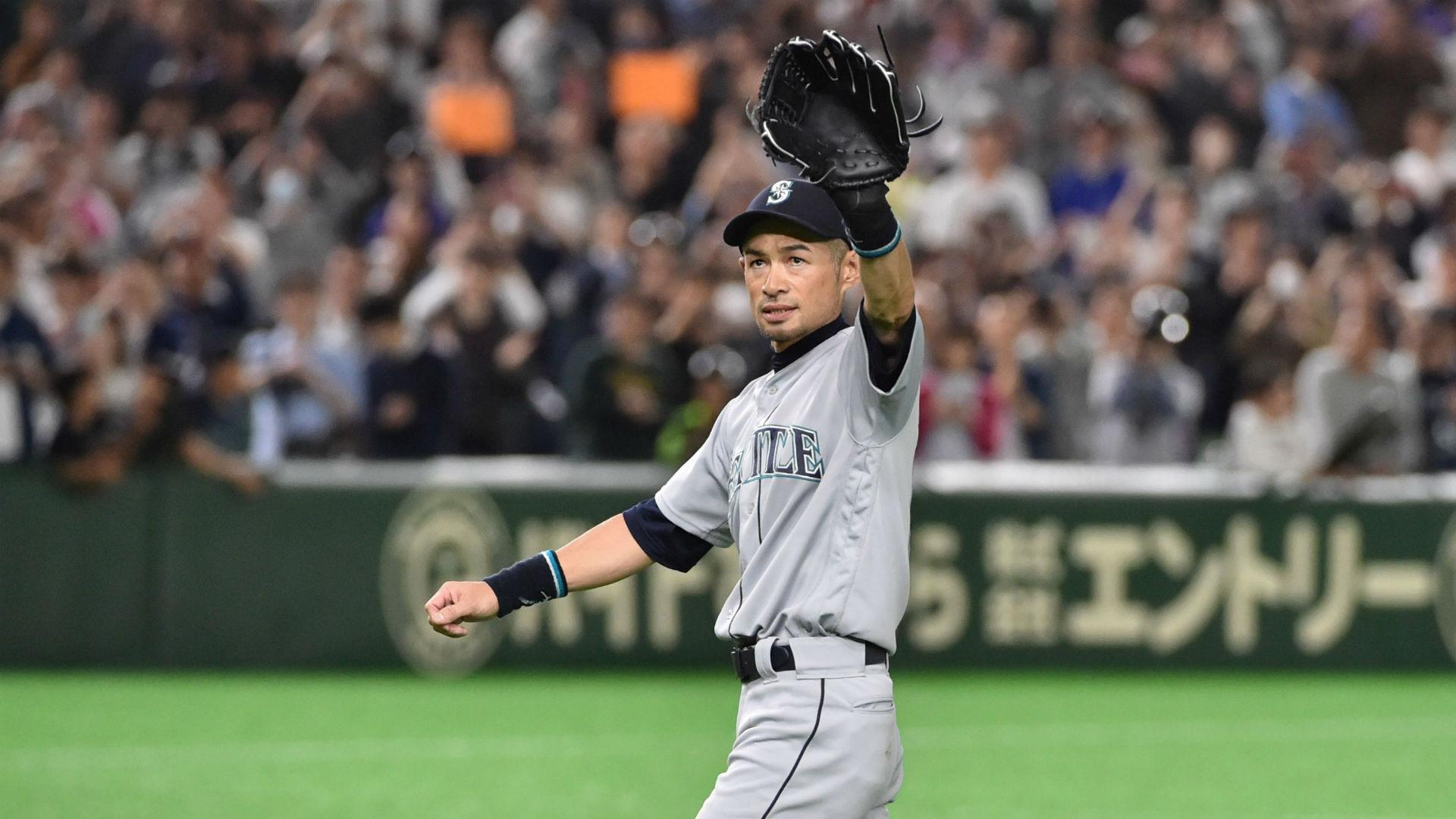 Ichiro retires: Baseball legend bids farewell in Tokyo