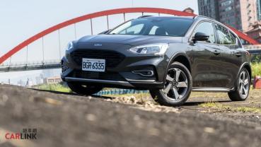 有史以來最宜室宜家的焦點。Ford Focus Active好動版試駕