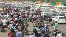 Heavy Traffic Jam, Irate Commuters as Haryana Seals Delhi-Gurugram Border Amid Spike in Covid-19 Cases