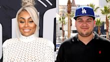 How Rob Kardashian is taking Blac Chyna's stroller-flinging meltdown