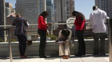 U.S. job openings push higher; more workers quitting