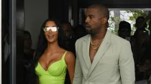 Kim Kardashian Rocks Another Neon Look to 2 Chainz's Wedding: Pics!