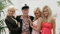 Hugh Hefner With His Girlfriends Over The Years