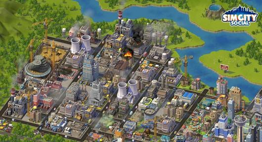SimCity Social: balancing depth and accessibility