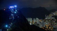 FOTOS I Hong Kong: Los manifestantes convierten la fiesta de los faroles en una nueva protesta contra el Gobierno