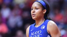 After helping free an innocent man from prison, Maya Moore looks forward to rest and an unknown future
