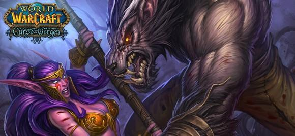 Final issue of Curse of the Worgen now available
