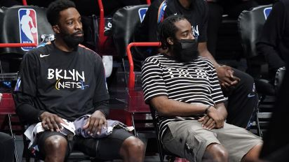 Nash on Harden injury: 'We're back to square one'