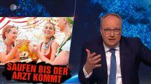 """Zweite Corona-Welle: Oliver Welke ätzt gegen """"Party-People und Feierbiester"""""""