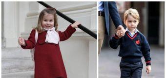 Princess Charlotte to attend George's school