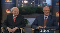 Buffett: History will view TARP as successful