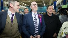 UKIP 'may not win a by-election for 20 years' says party chairman after humiliating Stoke defeat