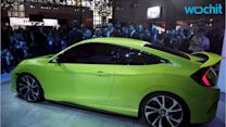 Honda Civic Concept Targets Younger Drivers With Bold Design
