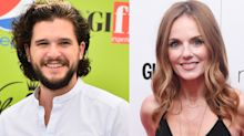 Kit Harington Tries to Teach Spice Girl Geri Halliwell This Famous Game of Thrones Line