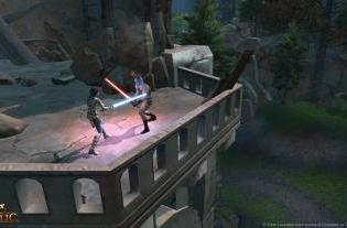 BioWare chooses HeroEngine for SWTOR development