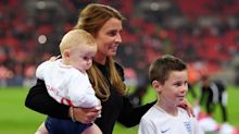 Coleen Rooney shares sweet video of her children taking part in Joe Wicks' virtual PE class