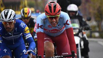 Radsport: Nils Politt wird Zweiter bei Klassiker Paris-Roubaix