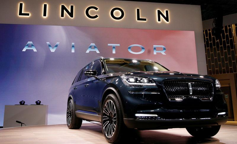 Ford To Ramp Up Lincoln Rollout In China In Bid To Catch Rivals Sources - Lincoln car show