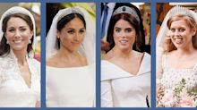 The 26 Most Gorgeous Royal Wedding Tiara Moments of All Time