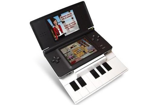 Easy Piano title lets DS Lite users tickle the ivory