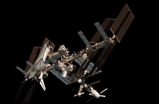 ISS ready for new zero-g experiments, students asked to float ideas