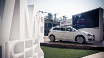 車壇直擊—輕鬆享樂BMW 2 Active Tourer上市發表