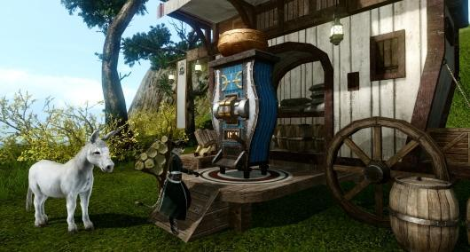 The Daily Grind: How should studios handle server merges with open world housing?