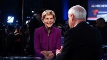 Warren emerges from first Democratic debate unscathed