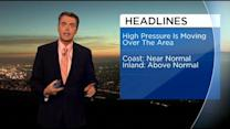 RIch Fields' Weather Forecast (June 19)