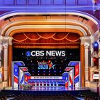 Live from the Gaillard Center before the CBS News Democratic debate