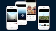 Infltr is the first app to edit stills, video, GIFs, and Apple Live Photos