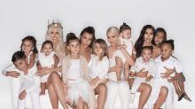 People are really confused why Kendall Jenner and Rob Kardashian aren't in the family Christmas card