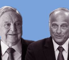 Rep. Steve King Falsely IDs George Soros' Son as Whistleblower
