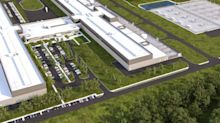 First look: Construction underway on Facebook's giant new Georgia data center