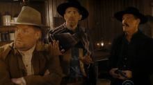 Ryan Reynolds and Josh Brolin make James Corden feel bad in 'The Good, the Bad and the Ugly' spoof
