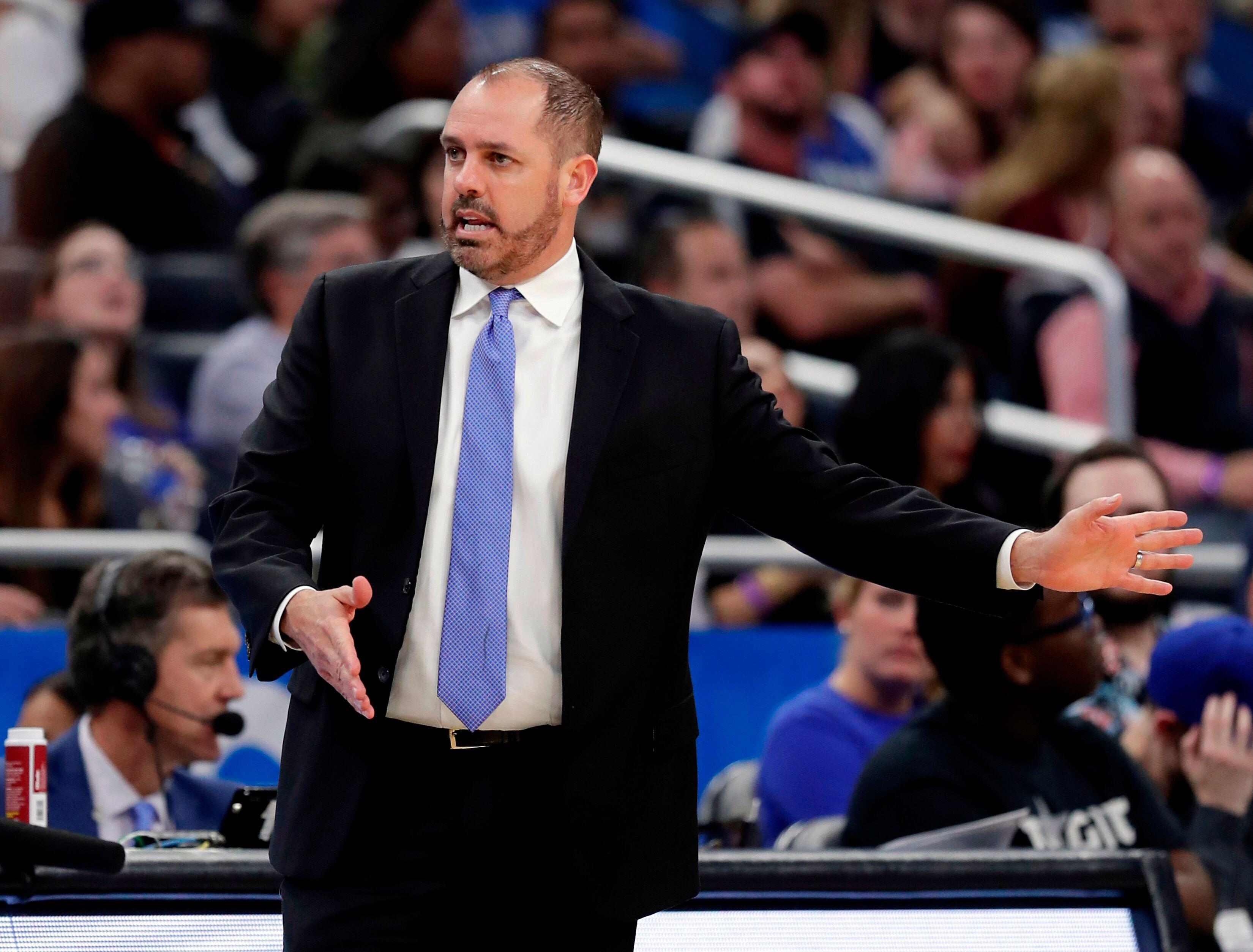 c5b49e79862 Report: Lakers land on former Pacers coach Frank Vogel as next head coach