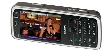 Nokia's DVB-H-equipped N77 starts shipping
