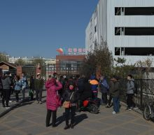 China launches national kindergarten probe after 'needle marks' on toddlers